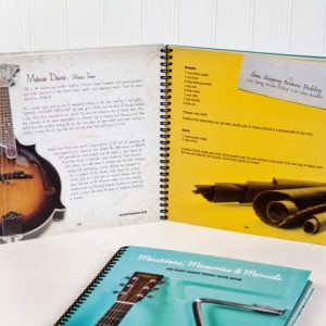 Musicians and Morsels Cookbook