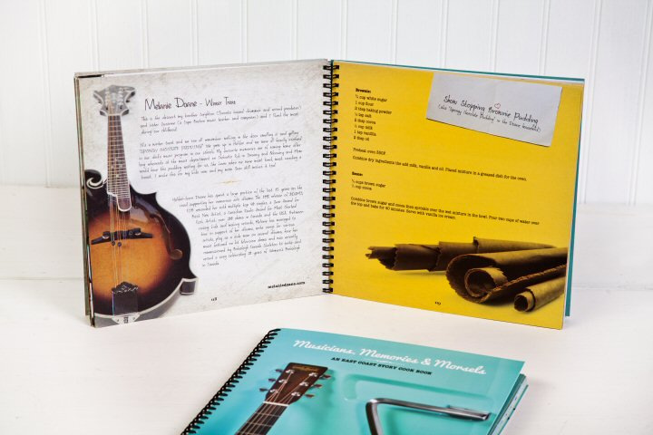 Musicians and Morsels Cook Book
