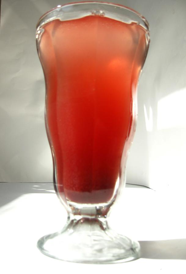 Black Currant Ginger Natural Soda
