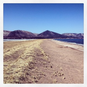 Nova Scotia Beaches: Dingwall Beach, Cape Breton