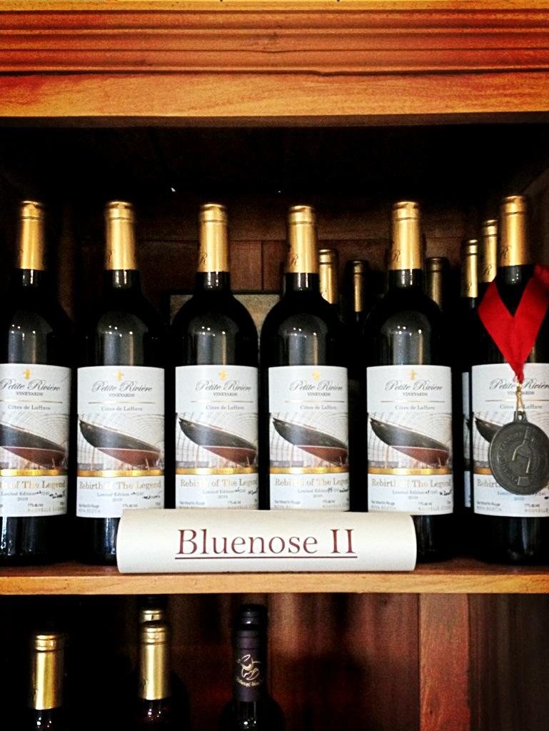 Bluenose Red Wine