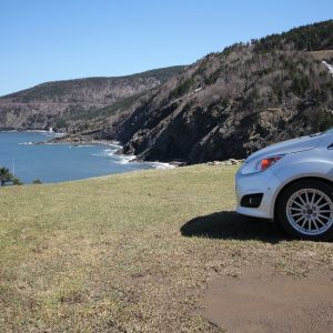 On The Road – Cape Breton