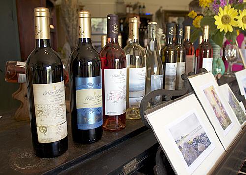 Petite Riviere Wines Nova Scotia