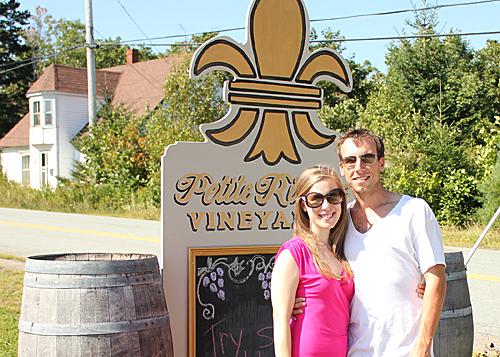 Lunenburg Nova Scotia Winery