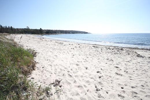 Hubbards Beach Ns South Shore