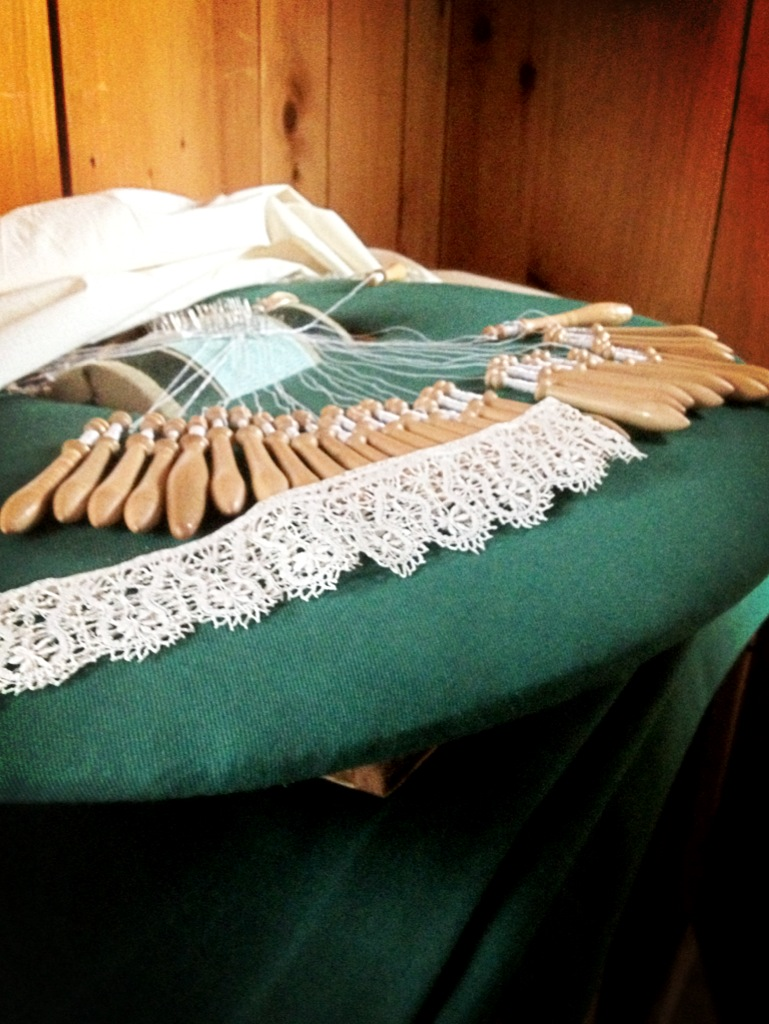 French Colonial Lace Making Tools