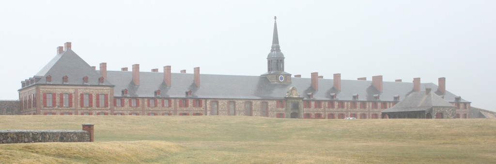 The Fortress Of Louisbourg Historic Site