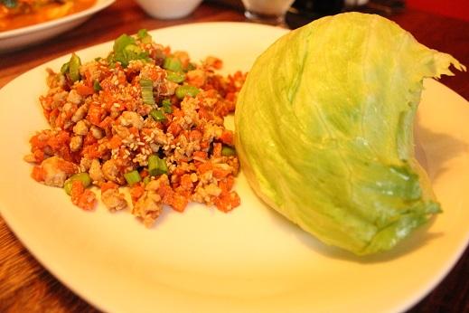 Thai Lettuce Wraps Mamatsu New Glasgow
