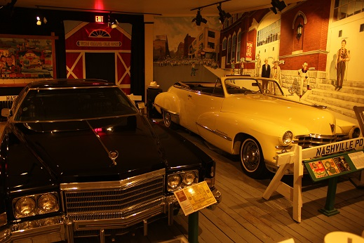 Vintage Cadillacs owned by Hank Snow