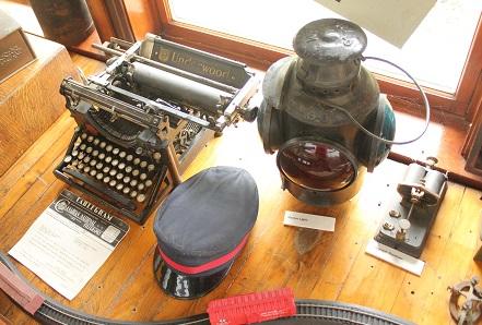 Hank Snow Museum Artifacts