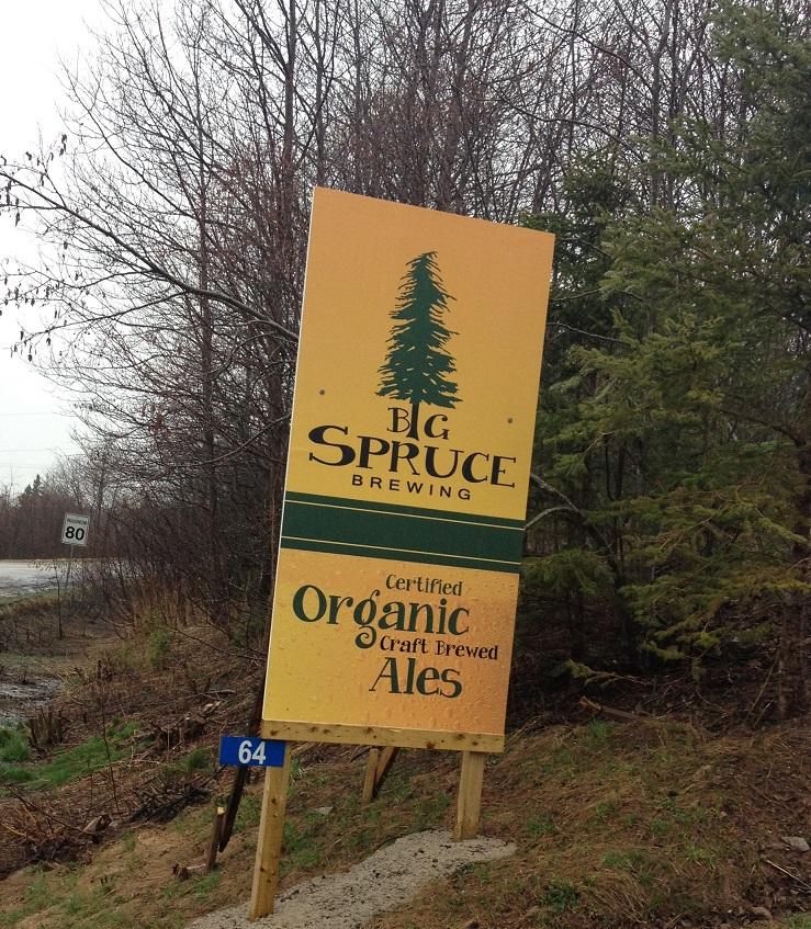 Nova Scotia Craft Beer Big Spruce