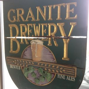 NS Craft Beer: Granite Brewery