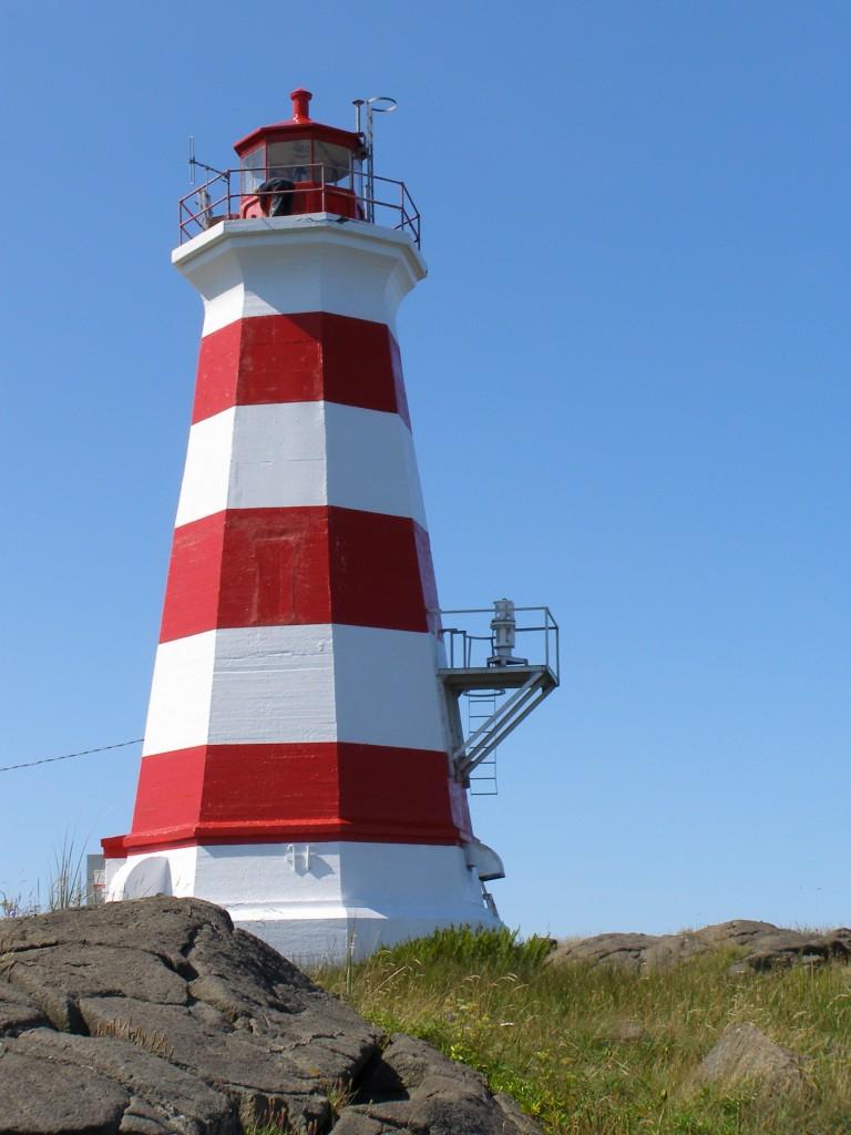 Brier Island Light House