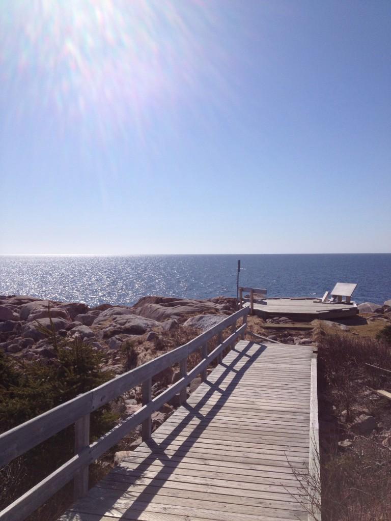 lookoff in Cape Breton