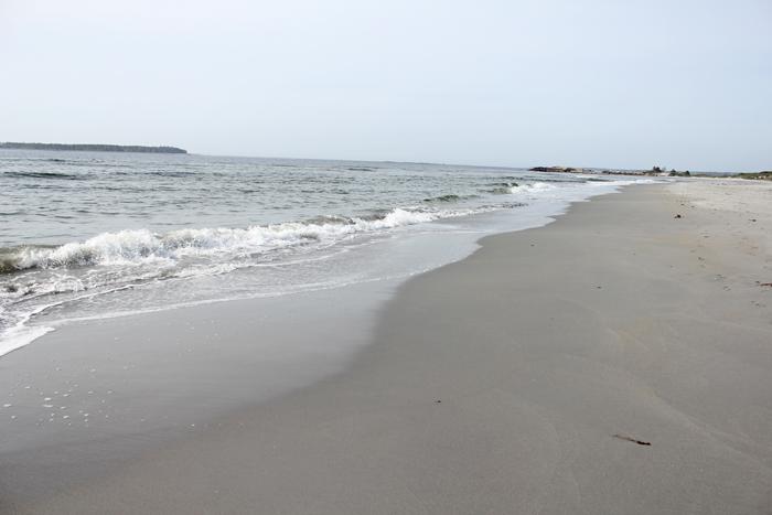 Nova Scotia Beaches - Beach MEadow Beach in Liverpool