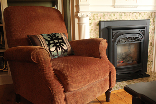 Pull up a chair by the fire at the Quartermain House Inn