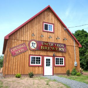 Craft Beer: Uncle Leo's Brewery – Lyons Brook, NS