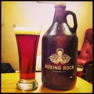 Craft Beer: Boxing Rock Brewery – Shelburne, NS