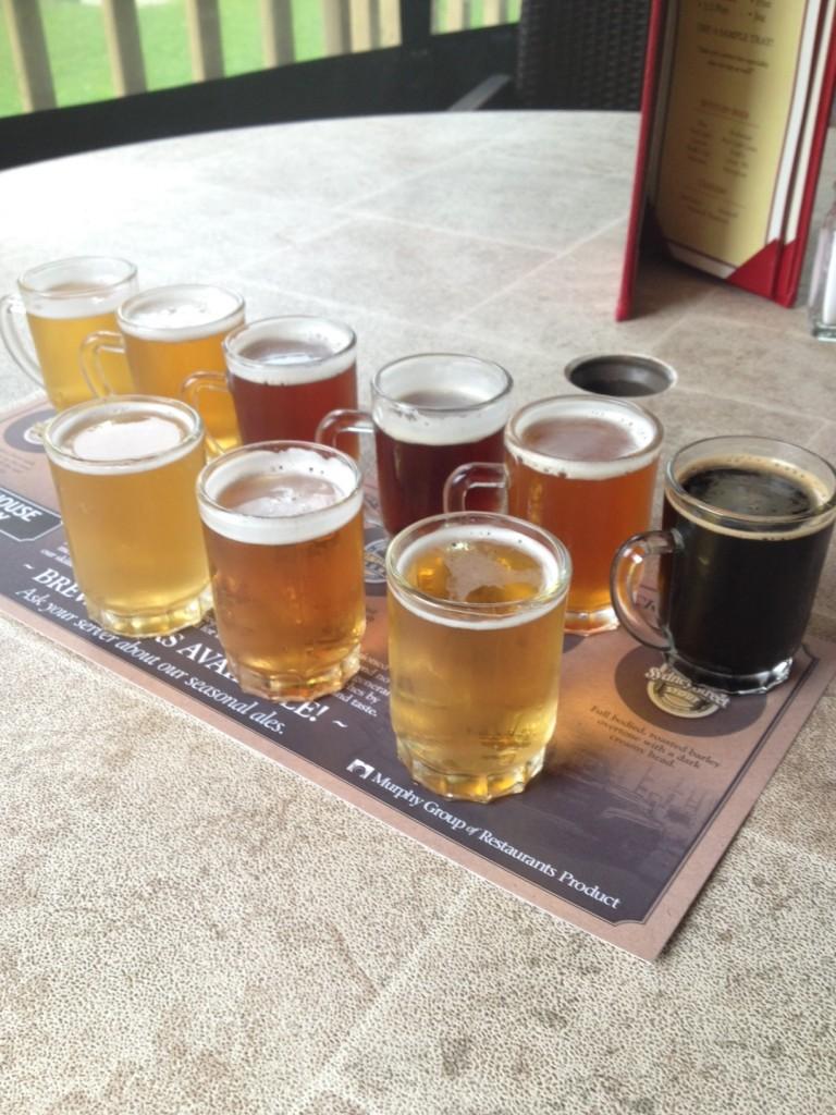 9 kinds of craft beer gahan PEI
