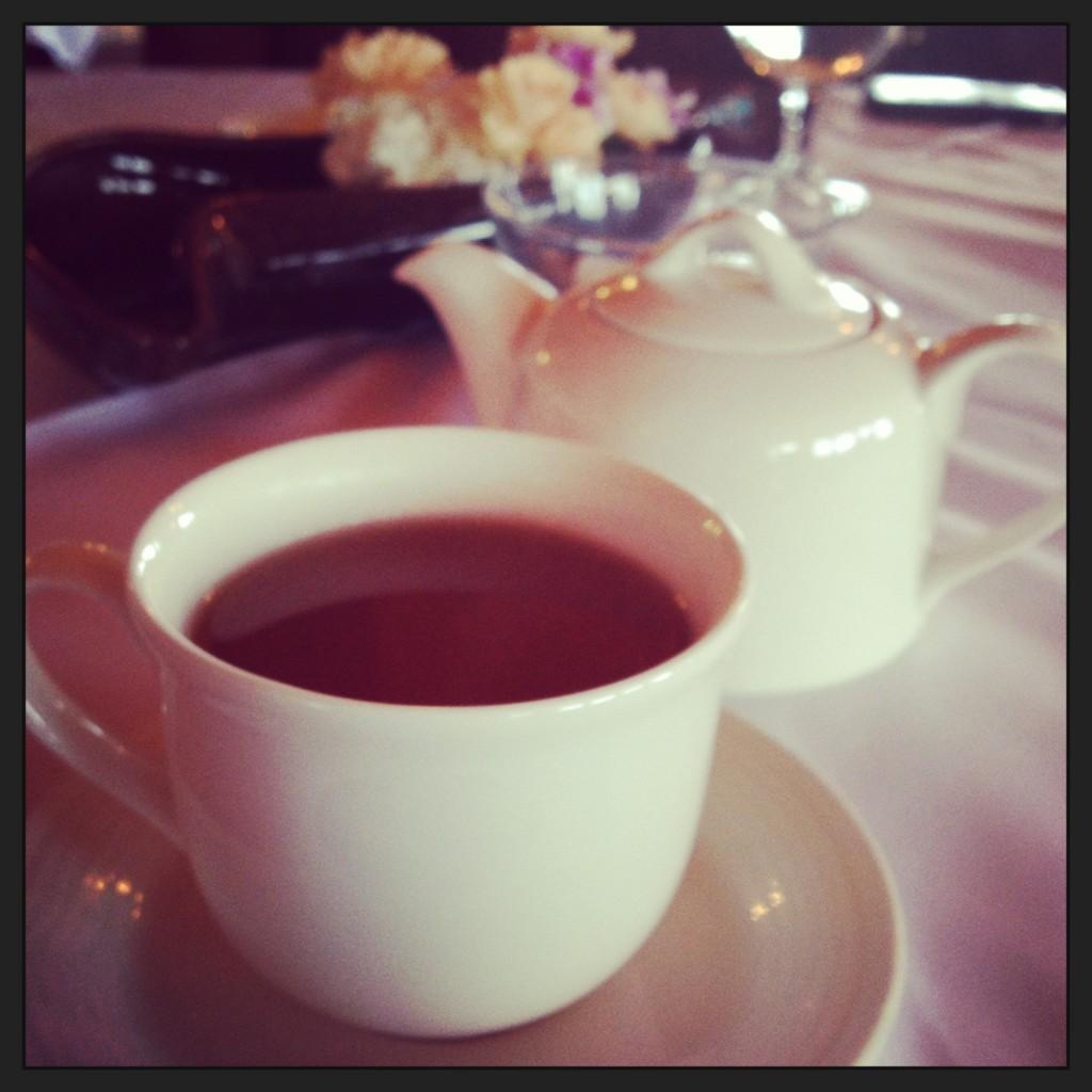Tea at Dalvay by the Sea