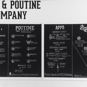 Pizza and Poutine – Charlottetown, PEI
