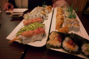 All You Can Eat Sushi Halifax Sackville Wasabi