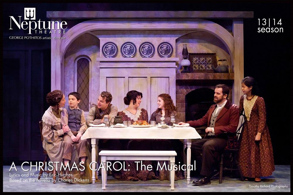 Neptune Theatre A Christmas Carol