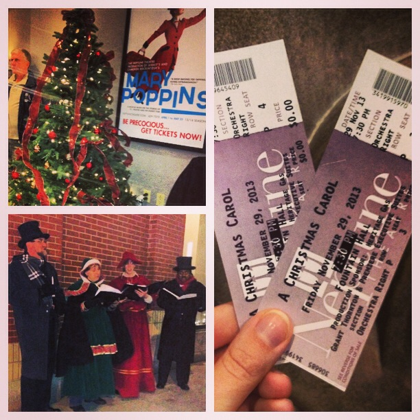 Neptune Theatre Christmas Carol