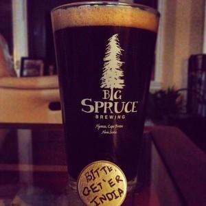Big Spruce Brewery – Nyanza, NS