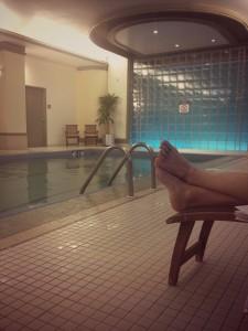 Westin Halifax Pool