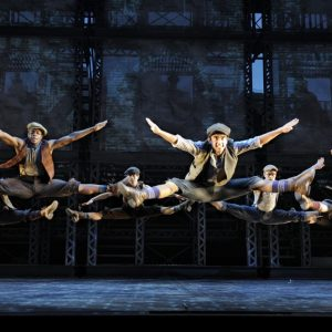 Newsies on Broadway – New York