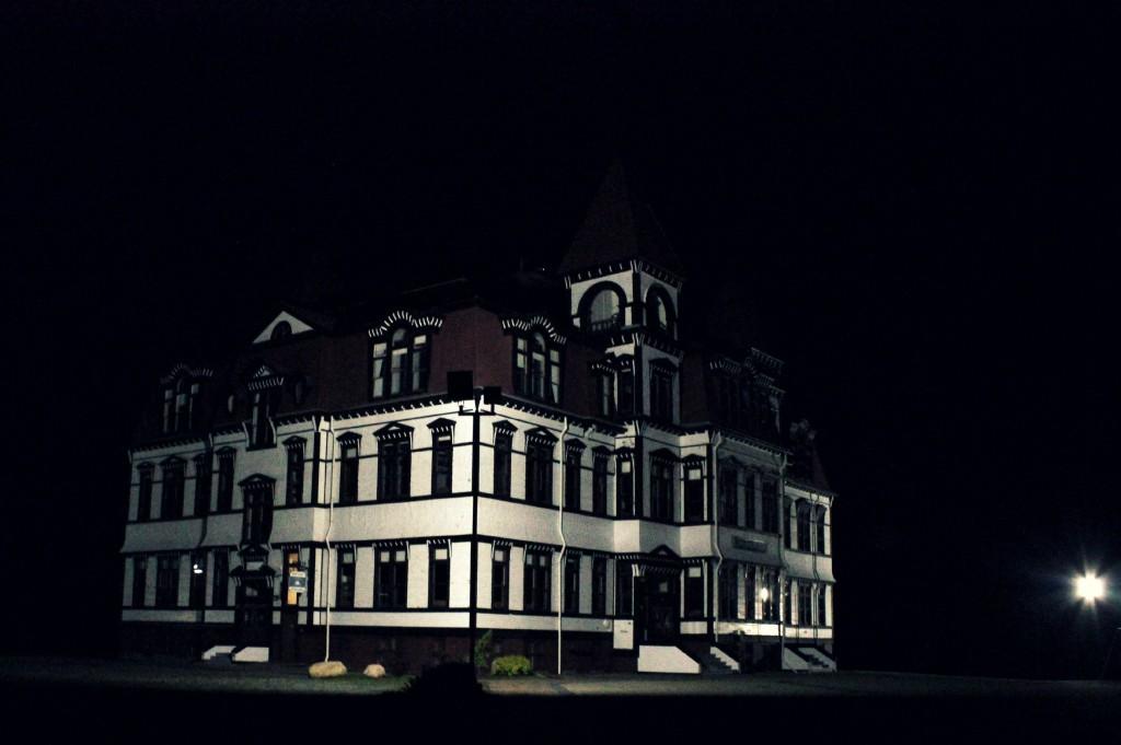 Lunenburg Ghost Tour Nova Scotia