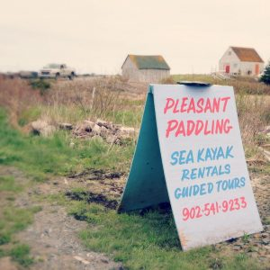 Pleasant Paddling – Blue Rocks, NS