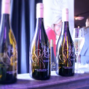 New Nova Scotia Wine, Selkie, Hits a Sweet Note