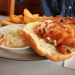 Sou'wester Restaurant – Peggy's Cove, NS