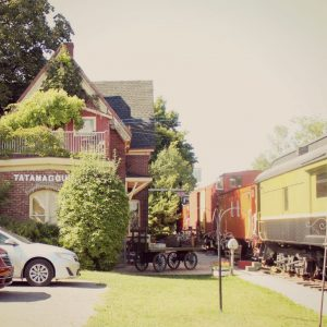 The Train Station Inn – Tatamagouche, NS