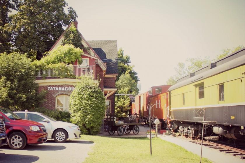Train Station Inn Nova Scotia