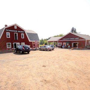 Creamery Square & Grain Elevator Village – Tatamagouche
