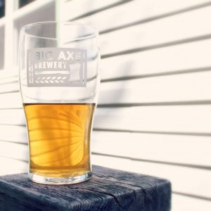 Big Axe Brewery and B&B – Nackawic, NB