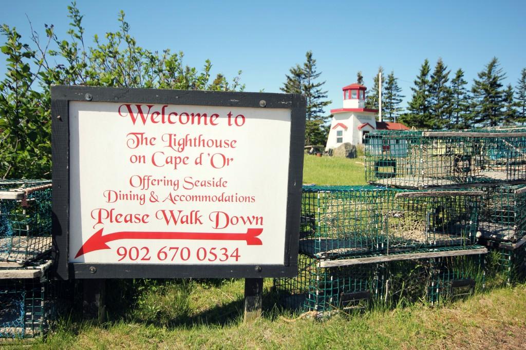 Cape D'or Nova Scotia