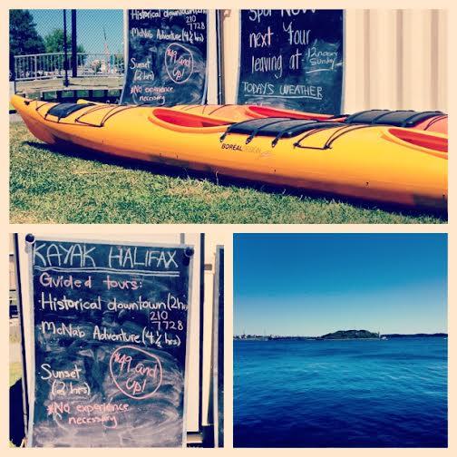 Halifax Kayak