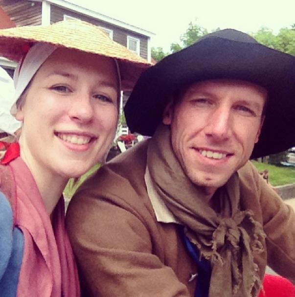 Parade Selfie Privateer Days