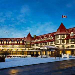 The Algonquin Resort – St. Andrews, NB