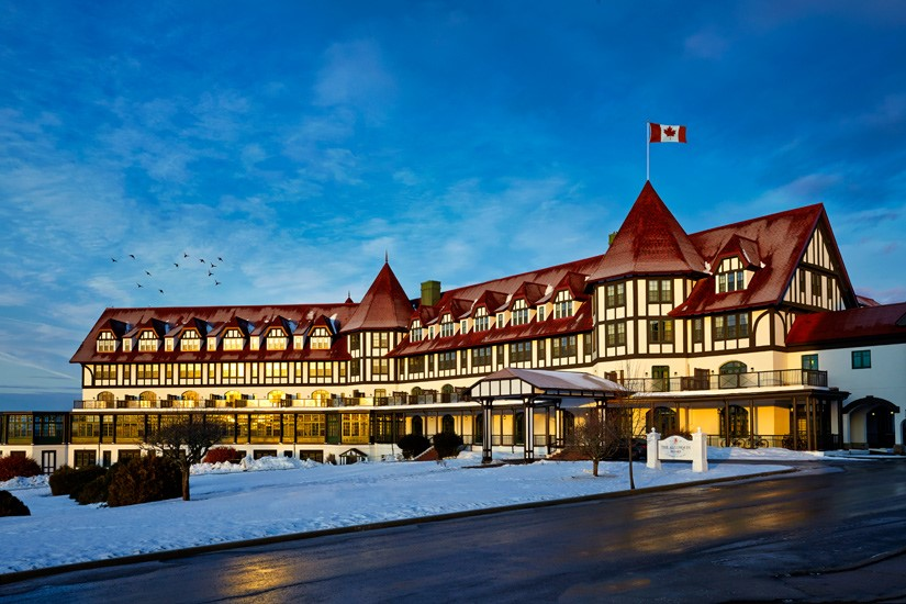 The Algonquin Resort in St Andrews by the Sea
