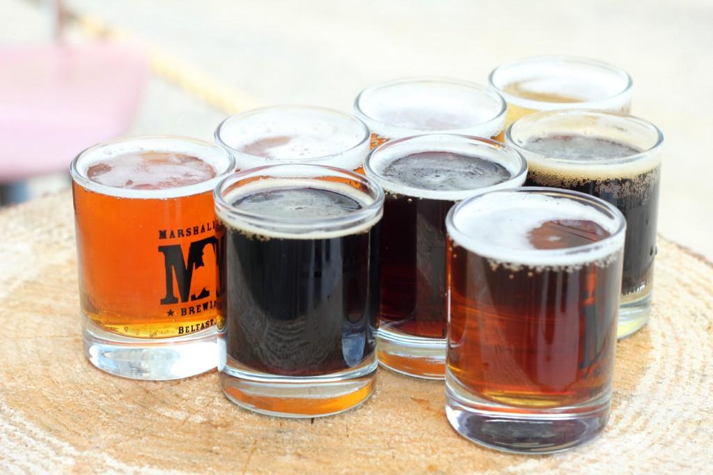 Marshall Wharf Beer