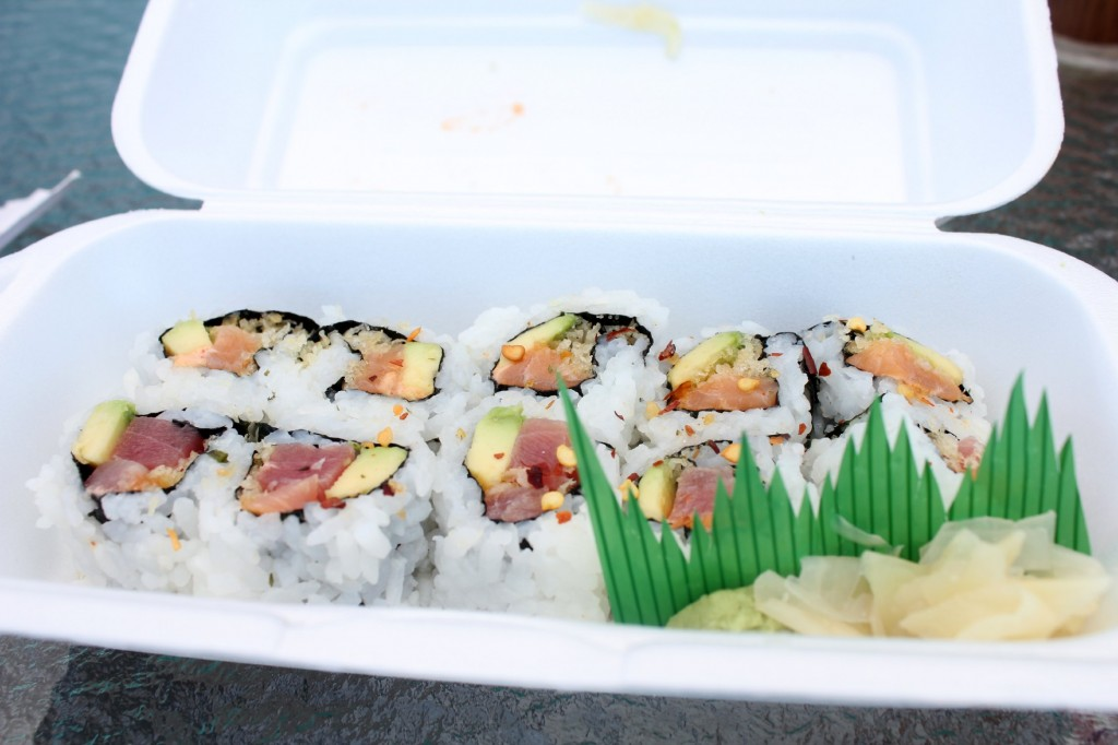Kizuna Sushi Clare Nova Scotia