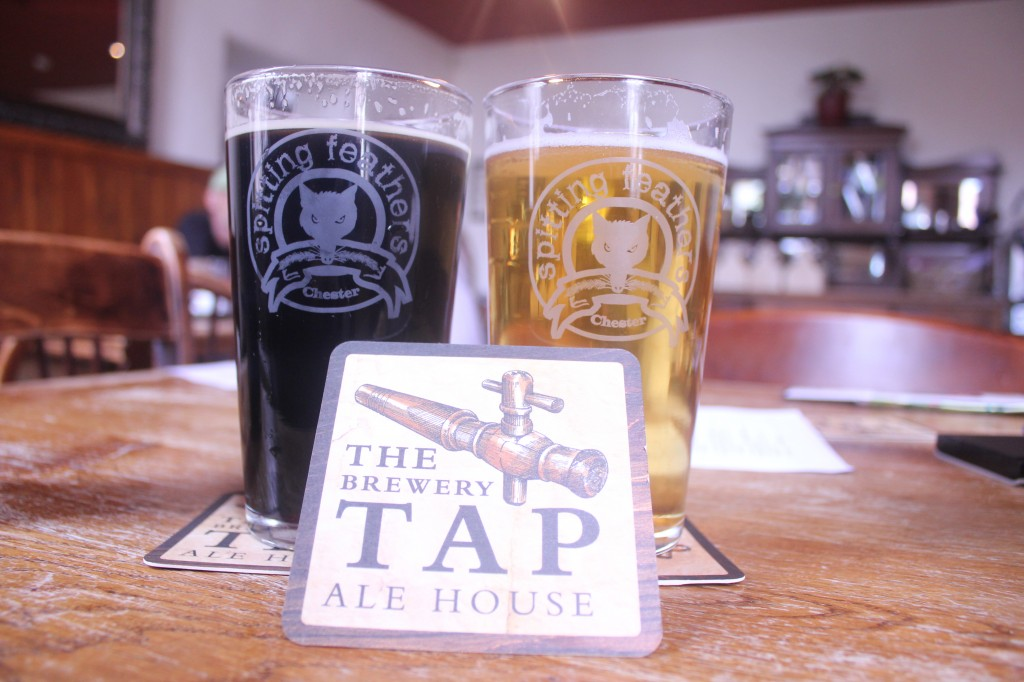 Tap Brewery Chester Real Ales