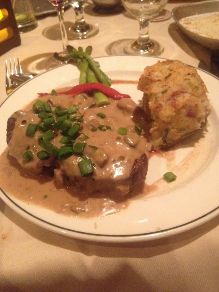 Gibbys Steakhouse Montreal