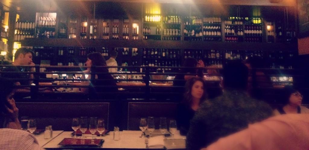 holder restaurant Montreal
