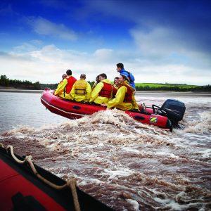 Tidal Boar Rafting – Shubenacadie, NS